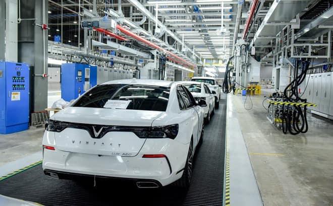 VinFast tham vọng tái định hình thị trường ô tô Việt Nam