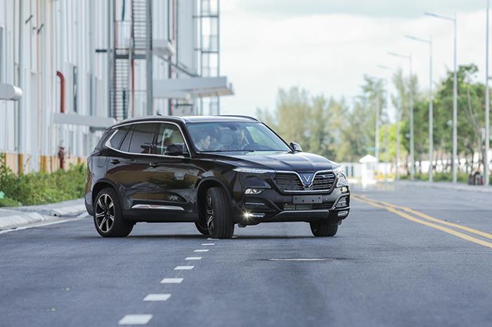 Đánh giá xe VinFast Lus SA2.0 - Chiếc SUV vượt trội trong phân khúc