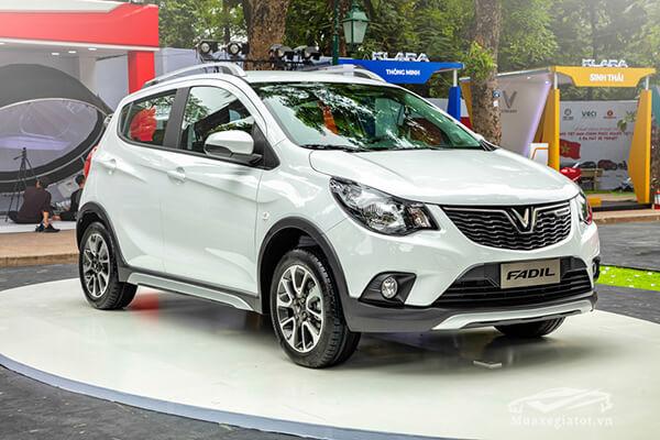 Đánh giá xe VinFast Fadil - Chiếc xe an toàn và mạnh mẽ nhất phân khúc