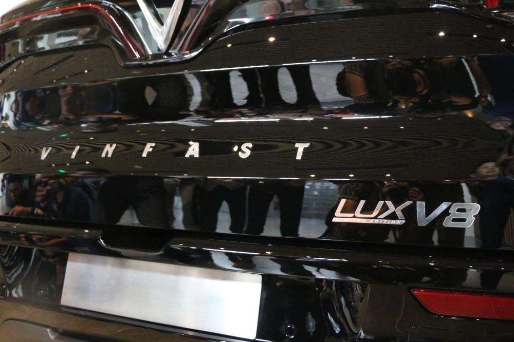 VinFast Lux SA tại VInFast Miền Nam